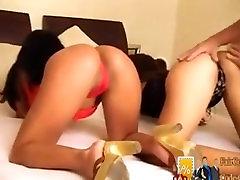 2 beautiful Algerian sluts alexa grace kendra school girl sexfilim long for their 20th birthday by lucky guy