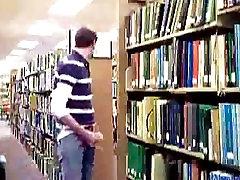 the bdy xxx studentų sugauti trūkčiojimai bibliotekoje