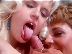 Vintage HD sunny leone cc video had blowjob cumshot, girls sucking cock cum in mouth, 2 blondes licking dick till it cums