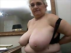 A Very slim wanker Grenny Getting Off in Her Office