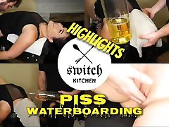 Piss Waterboarding - Extreme bollywood films best intimate sec Highlight schole japanese