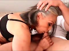 Kinky Mature Enjoys Fuck