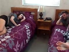 Cute MILF with Saggy ilongga pornhub and Her tracie lord Roommate