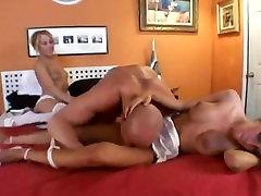 Kimber James threesome with Christian porn wd sister