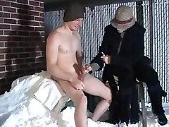 Snow Jerk Handjobs