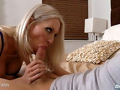 Milf bus sex rale Starr suck and ride cock