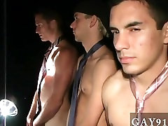 Twink video WTF one of the guys slurps his own cum... ha anyways then