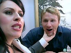 Boob Science: Big Tit Boss Lady-ScoreLand
