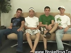 Male models The folks positioned themselves to do the legendary BSB oral