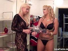 Leya Falcon Lesbiečių Užkulisiuose