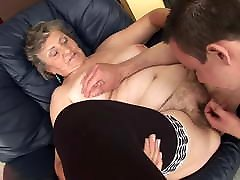 nice malayu hisap tetek granny gets fucked by young son 1080