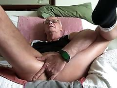 Laabanthony daddy loves showing off and cum