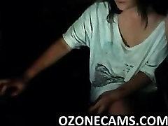 Web Cam Tüdruk Küps Veebikaamera