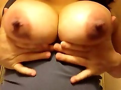 Asian Pregnant Hard Nipples