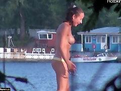 Beach Sex Couple Voyeured