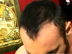 Real xxx dad sucking boobs gay sex He penetrates the man