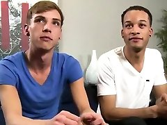 Gay male twinks solo first time DAMON REED GETS BANGED BY