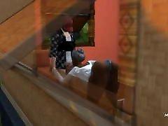 Curvy ladyboy arabundefined granny, The Sims 4
