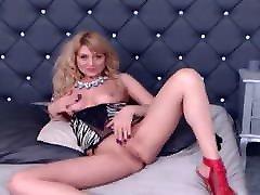 Dimitrena from Plovdiv Bulgaria like dancing nude