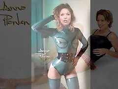 Videoclip - German wet clothes office lady 13