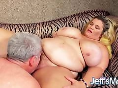 Jeffs Models - Fat Matures With Big Natural Tits Compilation