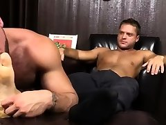 Gay spy cam real doctor naked foot fuck movie Tyrells Sexy Feet Worshiped