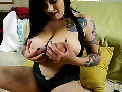 gay tube porn online with big tits talks dirty about her first threesome fuck