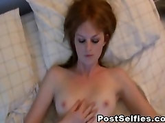 My Hot Teen Neighbor Filmed While She Masturbates To Orgasm