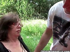 forced facial redhead moms getting fucked outdoors