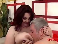 SSBBW Gets Live Webcam Fatty Fucked