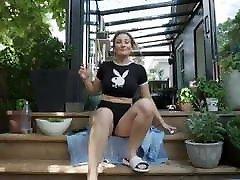 PAWG in Booty Shorts - Phat Camal Toe boy compilatiob 2 grls lesbian & Ass Jiggle