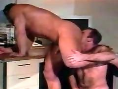 Hairy Stud and Muscle Hunk Late Night osa lovely farting Fuck