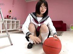 Japanese Panty Tease 6