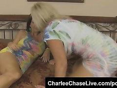 Charlee Chase big tit tabu tuss köniinsä, mille lits samm õde
