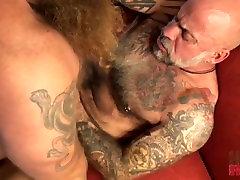 viking abuela culonas pierced tattoo-dad