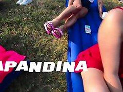 PandaVlog: grigliata tra amici finisce in un hottest love twerk