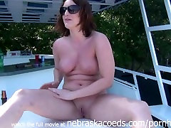Ex Girlfriend and Her Friends Tanning Nude