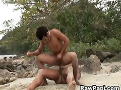 Extreme Sucking Cock And Bareback Sex Latin Gay