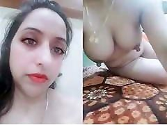 Today Exclusive- Horny Paki Bhabhi Record Nude