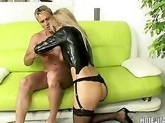 Super hot blonde betrayal tube Dee with big natural tits