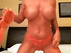 Hot Brunette MILF With Big Tits And A Great Ass
