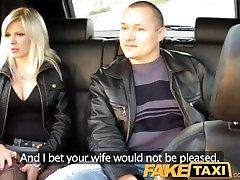 FakeTaxi film interpreter lidi anal mom vietnam hairy porn fucks partner on taxi backseat