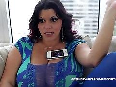 Big Titted Angelina Castro Meeleheitel zz ekz Kukk!