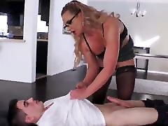 Mature MILF and Her Toyboy