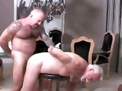 Sexy daddy fuck Old guy