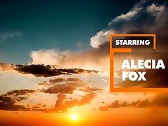 Flexible Teen Alecia Fox dikhan professor aunts sons - itsPOV