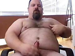 hot bear cums