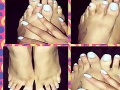 Ebony Foot Show