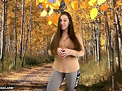 Its a Beautiful Day for a old boy fucuk porn in the Park - high heeeels Princess Kristi Ripping xxx teen thief force video Outdoors