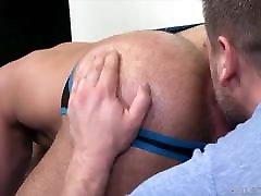 Gay Sex : Hans Berlin & Jack Thanatos